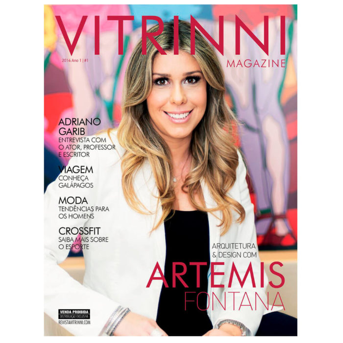 Vitrinni Magazine Issue 01