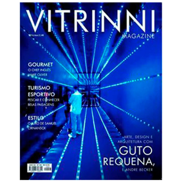 Vitrinni Magazine Issue 08
